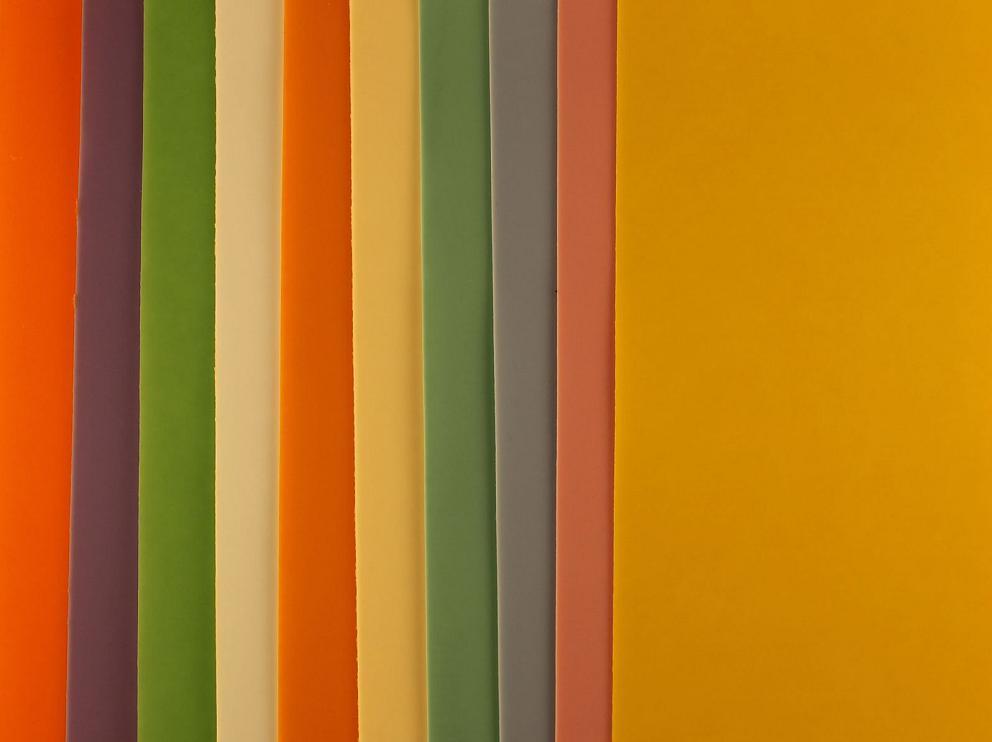 Bild Wachsplatten Pastell 10 Stück sortiert