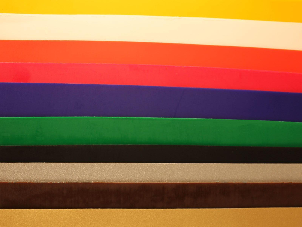 Bild Wachsplatten Basisfarben 10 Stk sortiert