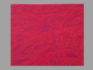 Bild Wachsplatte irisierend fuchsia 200x100x0,5