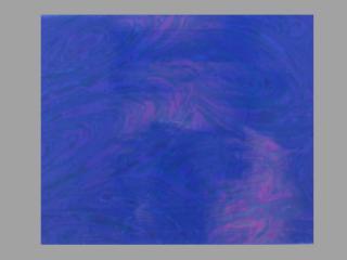 Bild Wachsplatte irisierend mittelblau 200x100x0,5