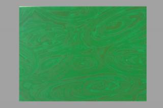 Bild Wachsplatte irisierend 66 hellgrün 200x100x0,5