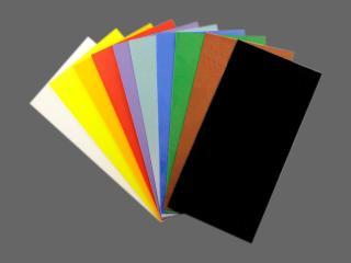 Bild Wachsplatten Grundfarben 10 Stk sortiert