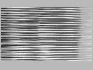 Bild Wachszierstreifen 5 mm x 200 mm flach silber glänzend 23 Stk