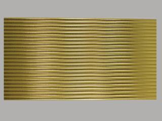 Bild Wachszierstreifen 5 mm x 200 mm rund gold glänzend 23 Stk