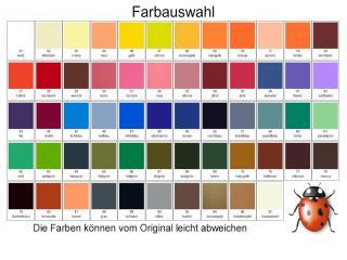 Bild 1 Wachsplatte freie Farbwahl