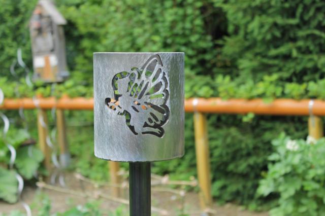 Bild Gartenfackel Elfe