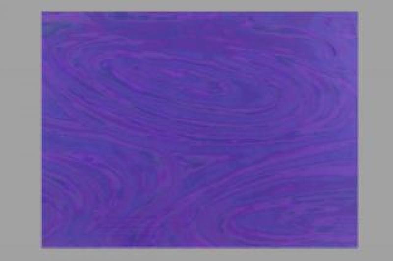 Bild Wachsplatte irisierend 48 ultramarin 200x100x0,5