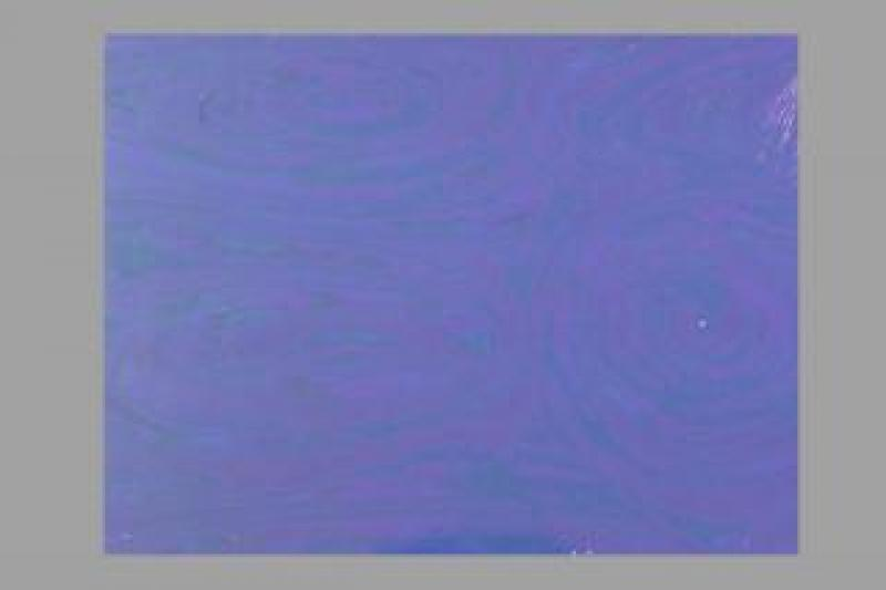 Bild Wachsplatte irisierend 51 kobaltblau 200x100x0,5