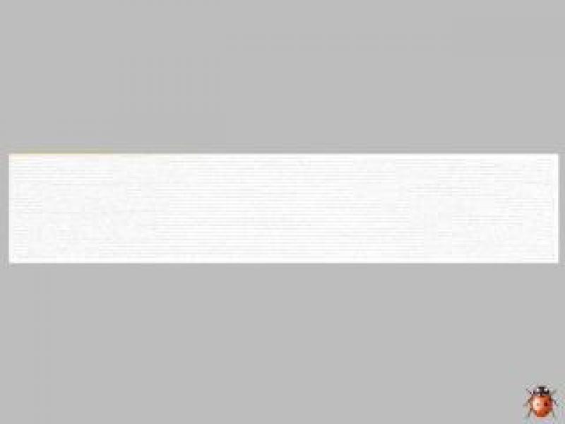 Bild Wachszierstreifen 1 mm x 200 mm 30 Stk weiß