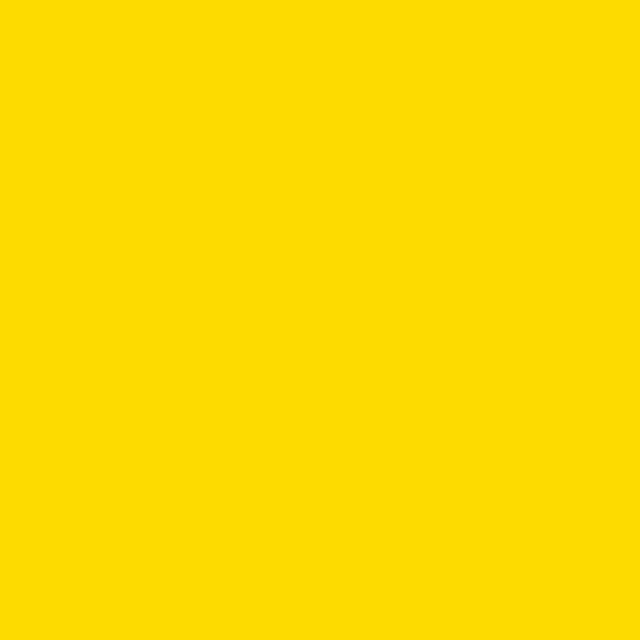 Bild Candlepaint Farbe gelb